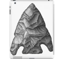 Projectile Point iPad Case/Skin
