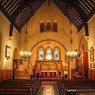 St Mary Betteshanger by Dave Godden