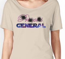 Not Princess, General Women's Relaxed Fit T-Shirt
