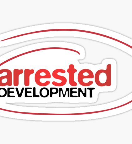 Arrested Development Sticker