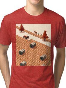 Fruitful Farming Tri-blend T-Shirt