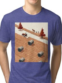 Fruitful Farming Tri-blend T-Shirt