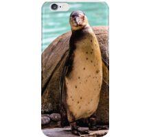 Poser Penguin iPhone Case/Skin