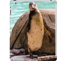 Poser Penguin iPad Case/Skin
