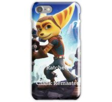Ratchet & Clank Remastered iPhone Case/Skin