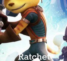 Ratchet & Clank Remastered Sticker
