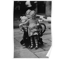 Street Photography - Covent Garden Poster