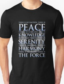 The Jedi Code T-Shirt