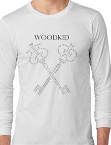 Woodkid's Keys Long Sleeve T-Shirt