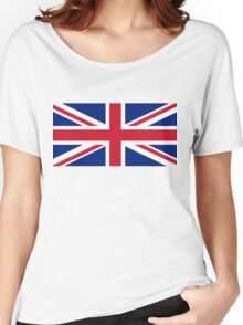 United Kingdom flag Women's Relaxed Fit T-Shirt