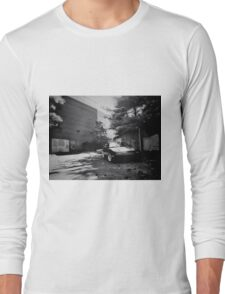 Black and white mx-5 Long Sleeve T-Shirt