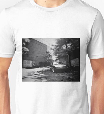 Black and white mx-5 Unisex T-Shirt