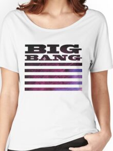 Big Bang Made Concept 3 Women's Relaxed Fit T-Shirt