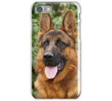 Alert Rocco iPhone Case/Skin