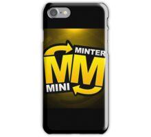 MINIMINTER CLOTHING -SIDEMEN iPhone Case/Skin