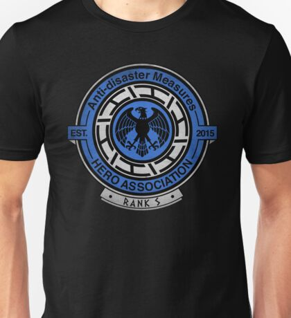 One punch Man - hero seal Unisex T-Shirt