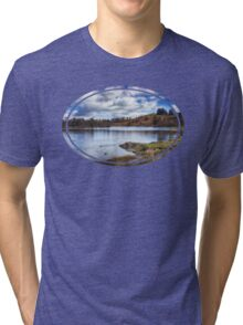 At Waters Edge Tri-blend T-Shirt