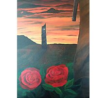 Dark Tower Photographic Print