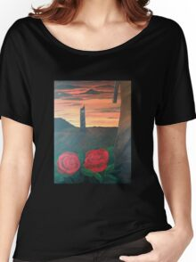 Dark Tower Women's Relaxed Fit T-Shirt