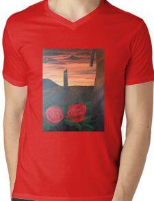 Dark Tower Mens V-Neck T-Shirt