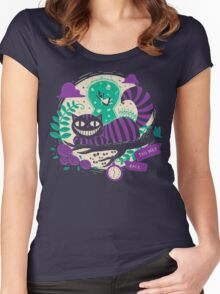 Mad universe Women's Fitted Scoop T-Shirt