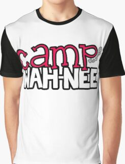 Camp Wah-Nee Zip Code Graphic T-Shirt
