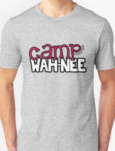 Camp Wah-Nee Zip Code T-Shirt