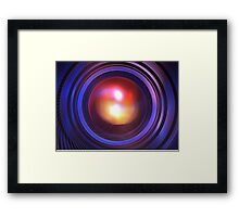 Twilight Octave Framed Print