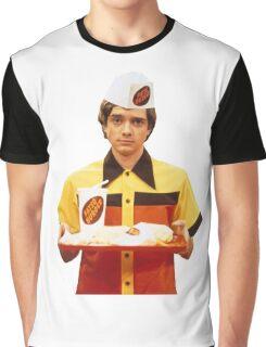 Eric Forman Fatso Burger Employee Graphic T-Shirt