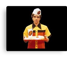 Eric Forman Fatso Burger Employee Canvas Print