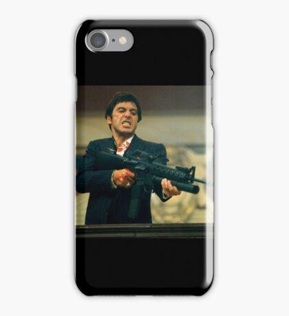 Scarface - Al Pacino iPhone Case/Skin