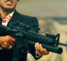 Scarface - Al Pacino Sticker
