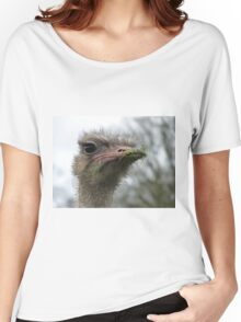 What you lookin' at ? #1 Women's Relaxed Fit T-Shirt