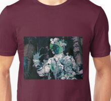 Carnaval  with my inventions on light OKAIO that creates a real RELIEF and Studio Portable OKAIO  02 (c)(t)  by Olao-Olavia / Okaio Créations 1998 Unisex T-Shirt