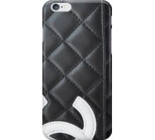 Chanel Black Sheep Skin iPhone Case/Skin