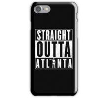 The walking dead - Atlanta (rick) iPhone Case/Skin