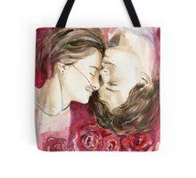 Hazel and Augustus Tote Bag