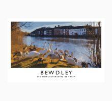 Bewdley (Railway Poster) Kids Tee