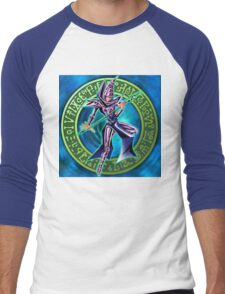 Dark Magician Men's Baseball ¾ T-Shirt