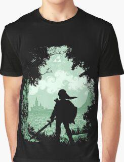 Legend of Zelda Graphic T-Shirt