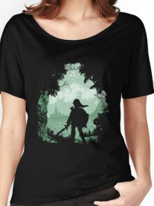 Legend of Zelda Women's Relaxed Fit T-Shirt