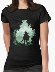 Legend of Zelda Womens Fitted T-Shirt