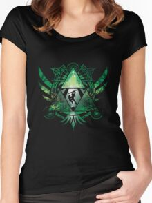 Legend of Zelda Women's Fitted Scoop T-Shirt