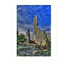 St Mary Eastbridge Art Print