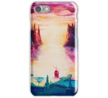The Grey Havens iPhone Case/Skin