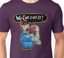 We can eat it ! Unisex T-Shirt