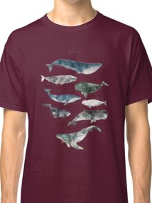 Whales Classic T-Shirt
