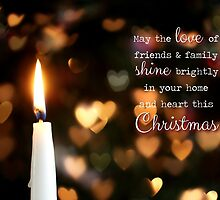 Love at Christmas - Card by Tracy Friesen