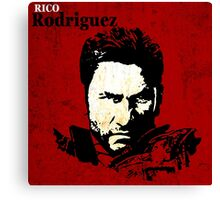 Rico Rodriguez (Che styled design) Canvas Print