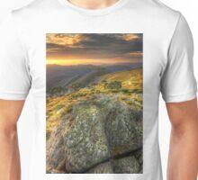 Dusk, Mount Spion Kopje Unisex T-Shirt